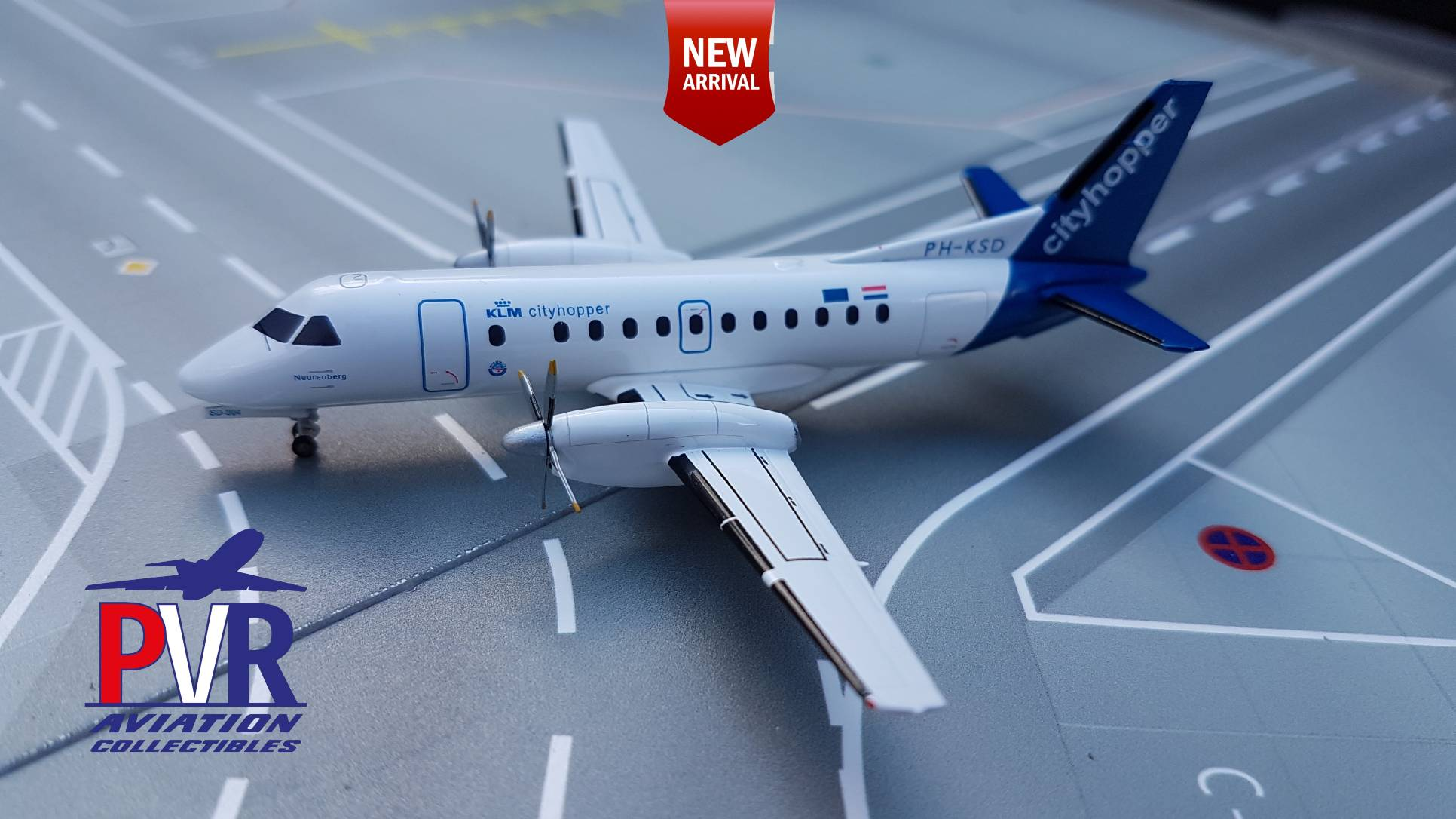 Saab 340 KLM Cityhopper from €65 now €50!!