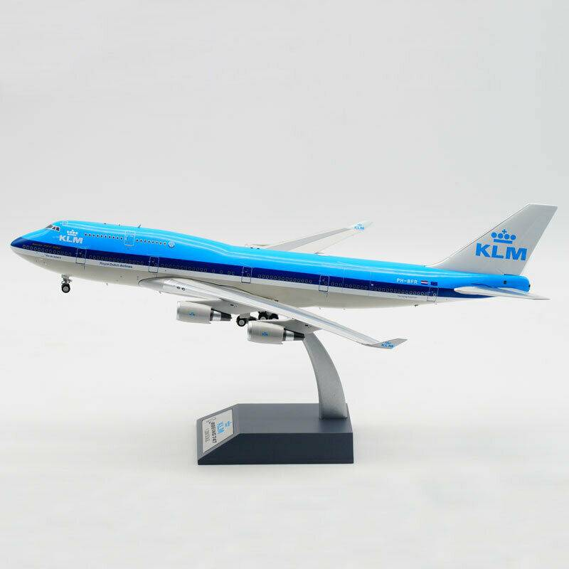 Inflight200 KLM Boeing 747-400 PH-BFR €135