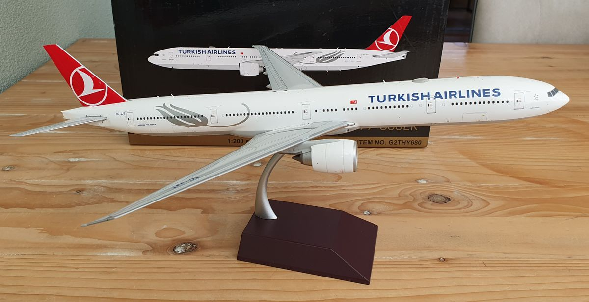 Gemini200 Boeing 777-300ER Turkish Airlines G2THY680 €119