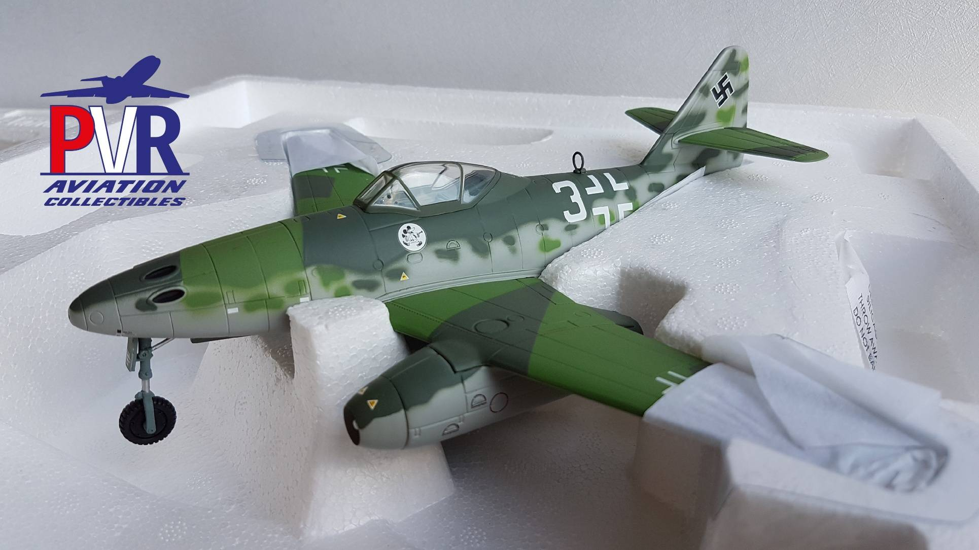 Armour Collection 1/48th 98155 ME-262 Luftwaffe €85
